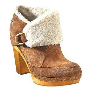 Nine West Vintage America   Kybele Clog Boot   7.5